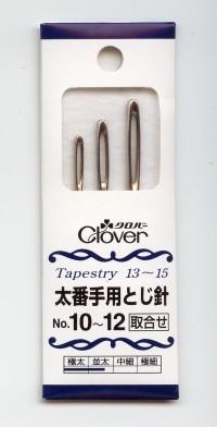 クロバー 太番手とじ針 55-042