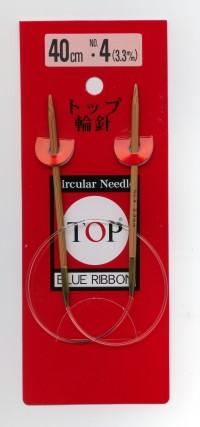 TOP 輪針 40cm (3号から15号)